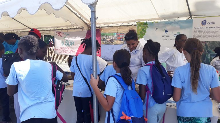 Stand de Sensibilisation : Cross de Port-Louis